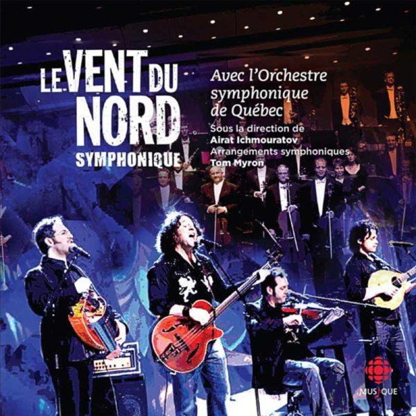 album cd le vent du nord symphonique vignette