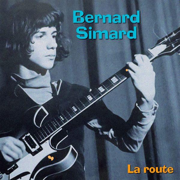 bernard simard re6412 cd 8pg booklet