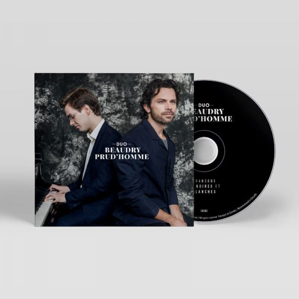 Album CD - Duo Beaudry Prud'homme