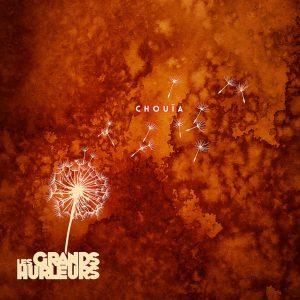 les grands hurleurs chouia album cd cover boutique