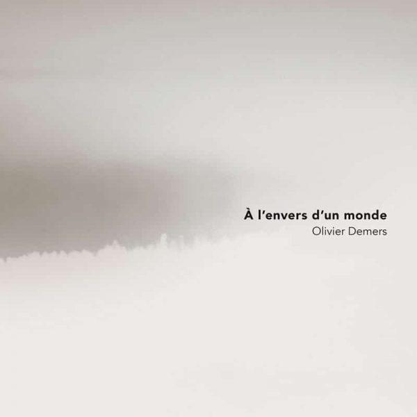 Pochette album CD - À l'envers du monde