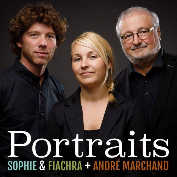 grosse isle portraits cd pochette