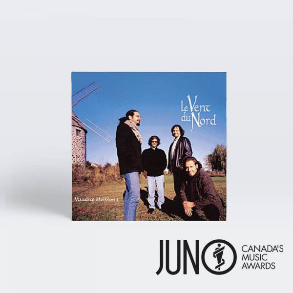 produit cd maudite moisson prix juno awards