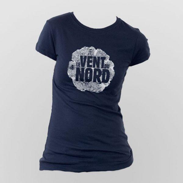 produit t shirt F marin