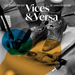 album cd les sessions du vices versa 5e anniversaire