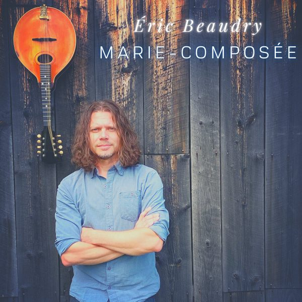 pochettte art work marie composee eric beaudry