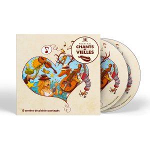 cdv 2019 cd album 15e pochette image