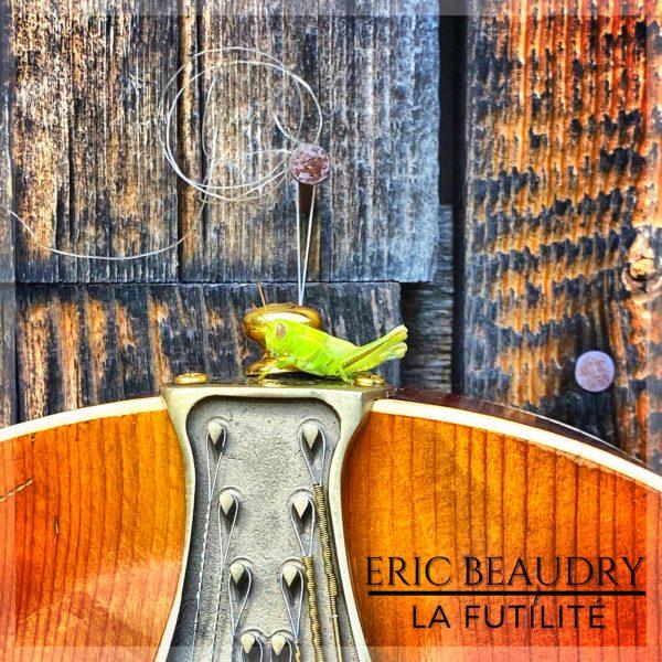 eric beaudry la futilite album artwork