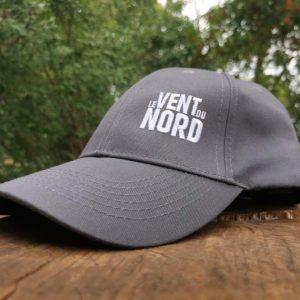le vent du nord vdn produit accessoire casquette gris